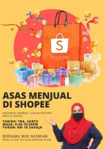 Kelas Asas Shopee
